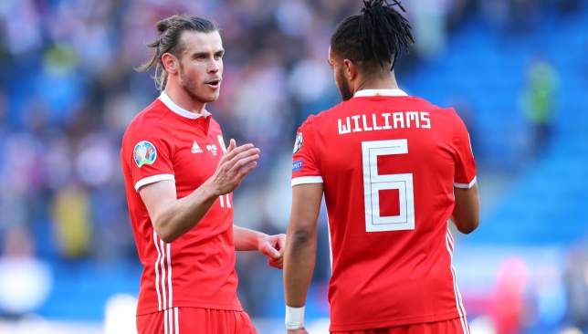Bale has endured a torrid season at Real, but comes alive for Wales.