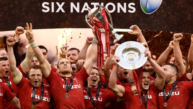 Wales lifted a third Grand Slam under Gatland in March.
