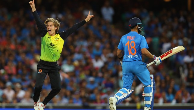 Zampa has proved to be a thorn in Kohli's flesh.