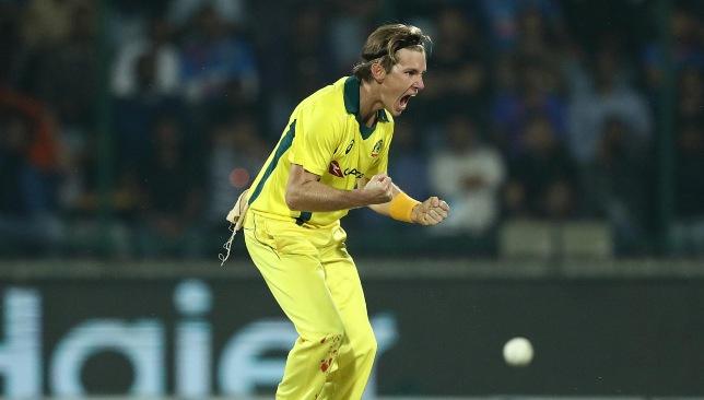 Zampa was impressive against India.