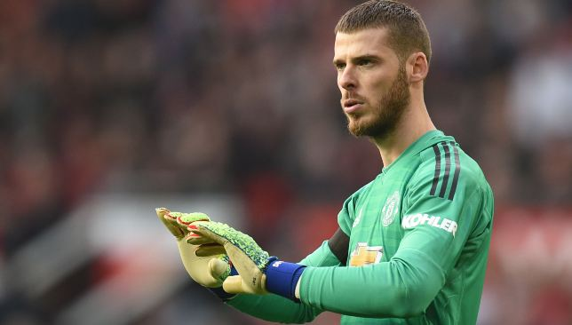 Could David de Gea be on his way to Madrid?