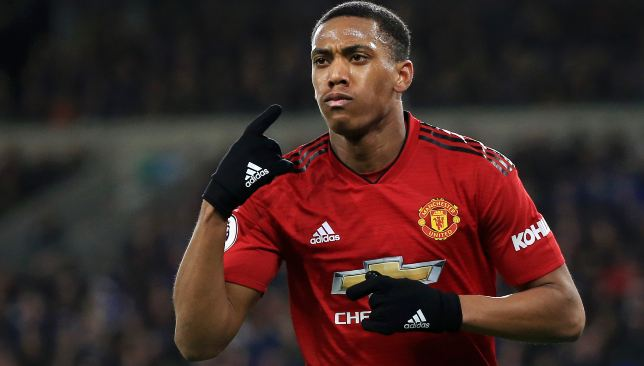 Martial has regressed horribly this season and appears to be a disruptive influence in the dressing room.