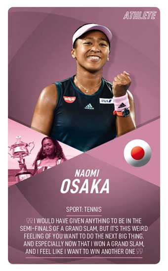 special profile card Athletes7