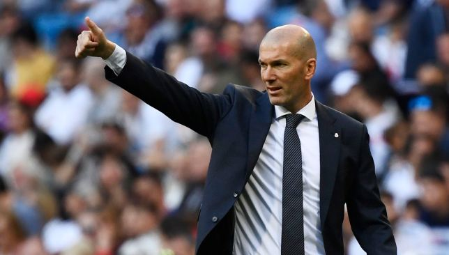 European round-up: Zidane returns with Bale-inspired win