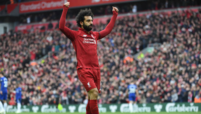 Mohamed Salah starred with a wonder-goal to give Liverpool the win.