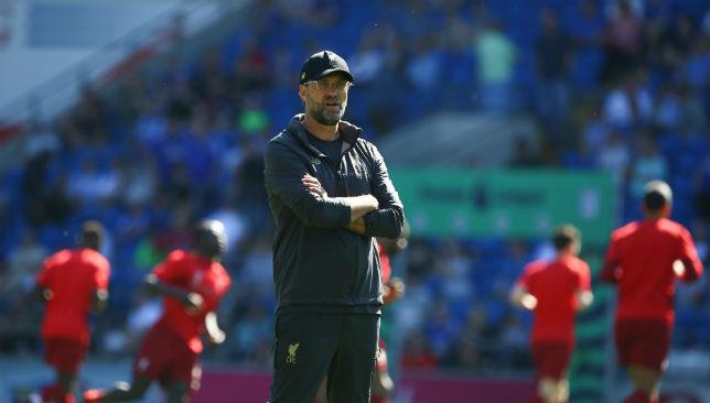 b8a47e607dd Champions League  Jurgen Klopp felt Liverpool deserved better in ...