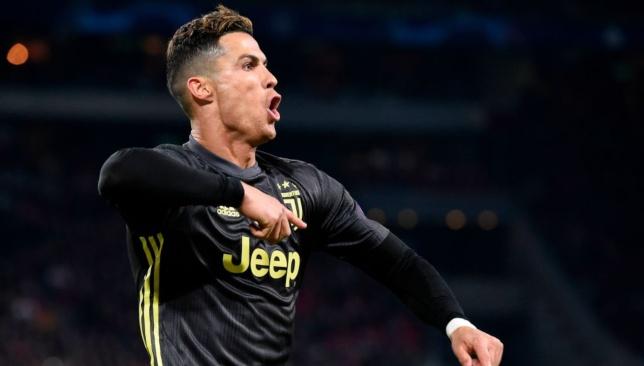 58674e05f09 Ajax 1-1 Juventus  Talking points as ruthless Cristiano Ronaldo hands  Italians advantage
