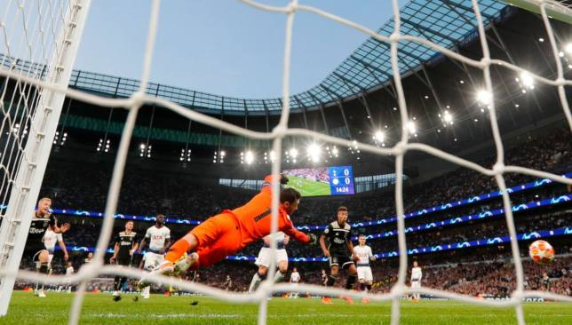 Tottenham Hotspur vs. Ajax Amsterdam - Football Match Report