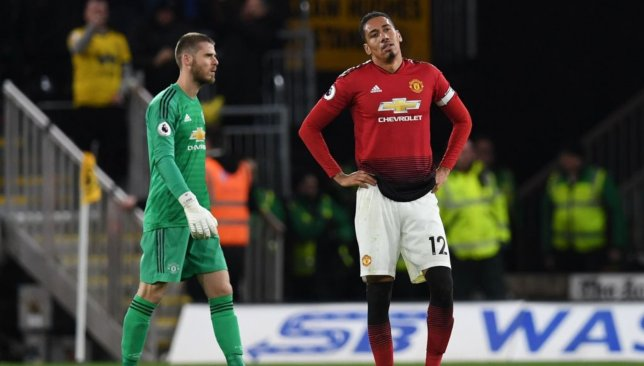 7bed211dc Man United player ratings as Paul Pogba and Chris Smalling are chief  culprits in 2-1 loss to Wolves