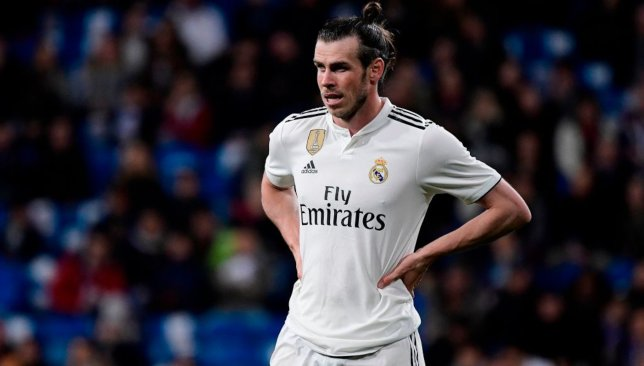 Gareth Bale's Real Madrid future remains shrouded in doubt.