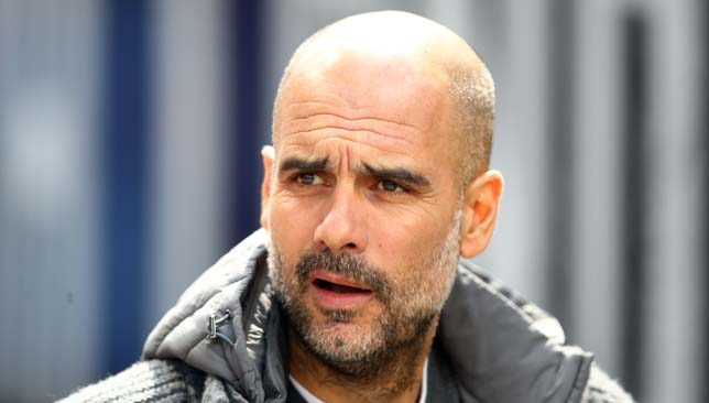 Guardiola won't be resting players for this game.