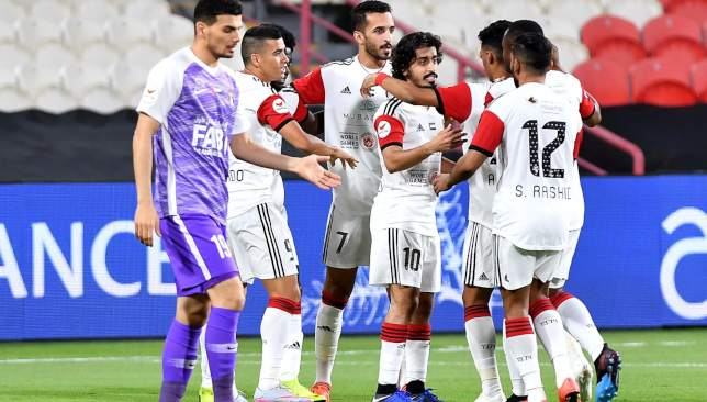 Jazira were at their ruthless best against the Boss.