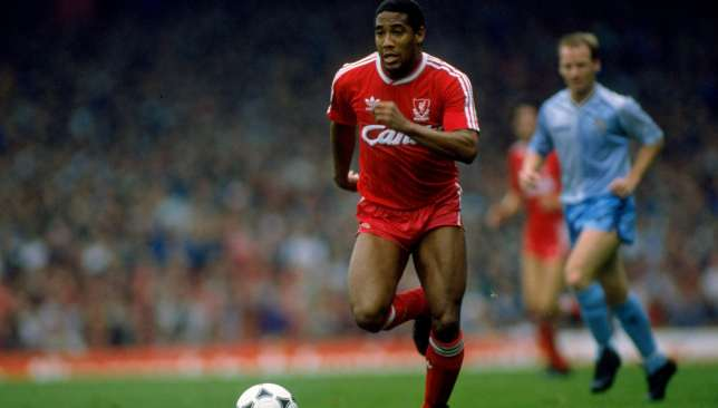 Barnes, won two league titles with Liverpool, says racism has never gone away.