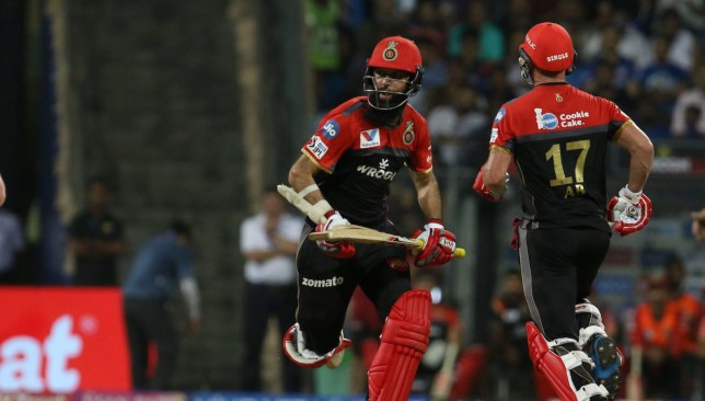 A fine stand between ABD and Moeen. Image - @IPL/Twitter.