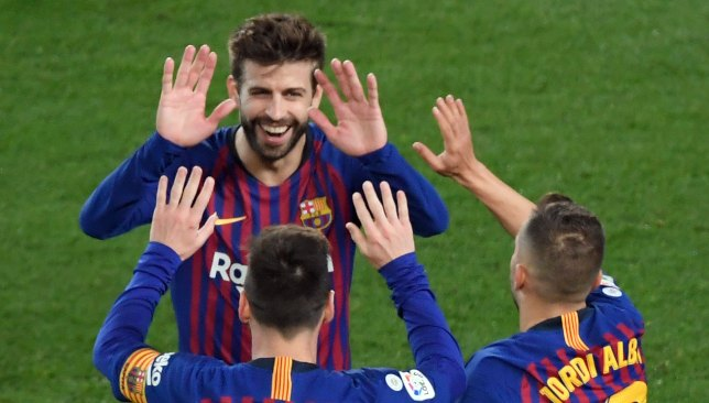 Pique has been immense in recent months.