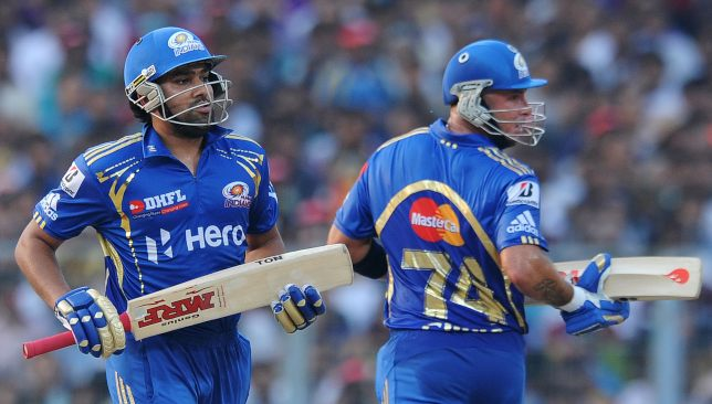 Rohit has now led Mumbai Indians to three IPL titles.