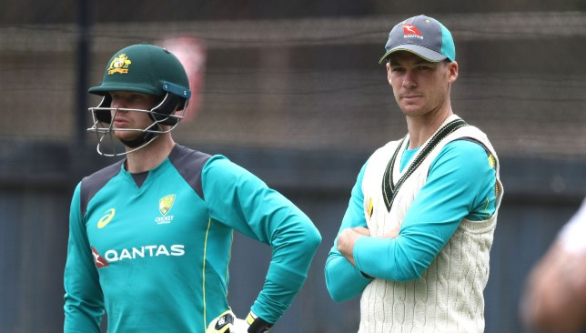 Smith's return spelled the end of Handscomb's WC hopes.