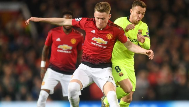 7041207773595 Ole Gunnar Solskjaer will have to mastermind another successful away leg  result if Manchester United are to avoid elimination from the Champions  League on ...