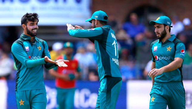 Shadab is Pakistan's leading white-ball spinner
