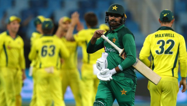Haris Sohail has been one of the few positives.