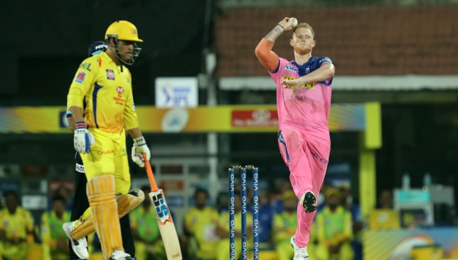Stokes has been highly expensive. Image - BCCI/SPORTZPICS.