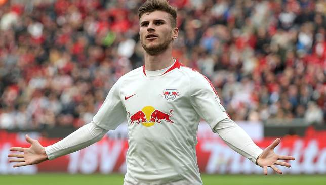 Timo Werner made it 2-2.