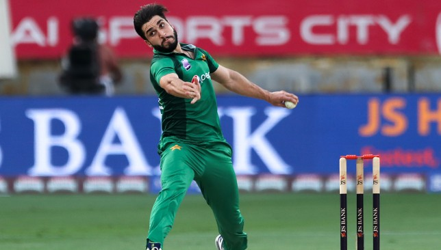 Five wickets for Shinwari in the series in three matches.