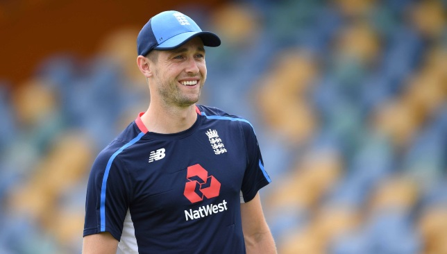 Woakes has been grappling with knee issues for some time.