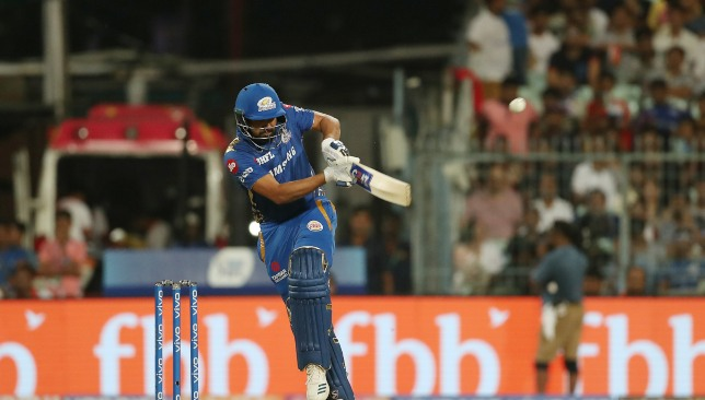 Rohit Sharma yet to get going. Image - BCCI/SPORTZPICS.