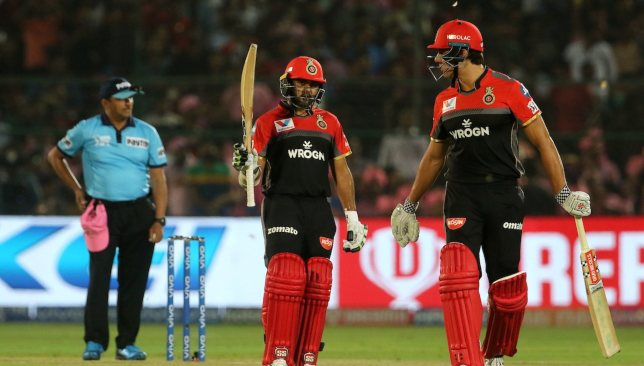 Nothing really to lose for RCB. Image - @IPL/Twitter.