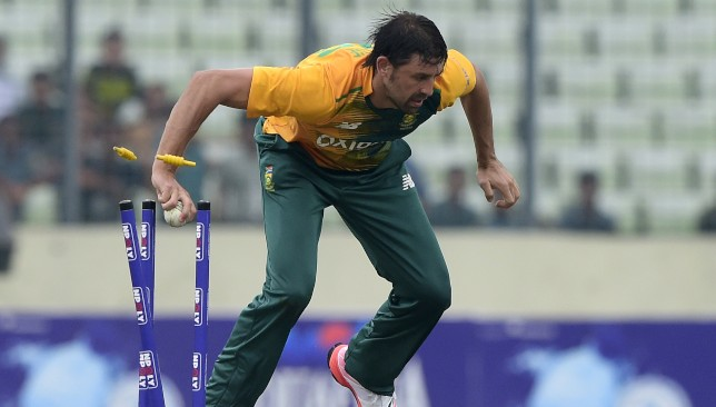 Former South Africa all-rounder David Wiese.