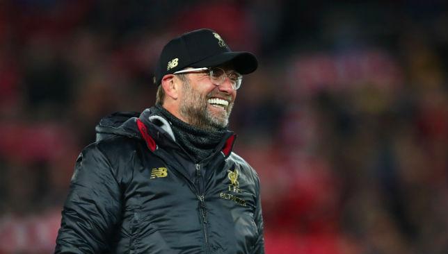 Jurgen Klopp masterminded a stunning Liverpool comeback.