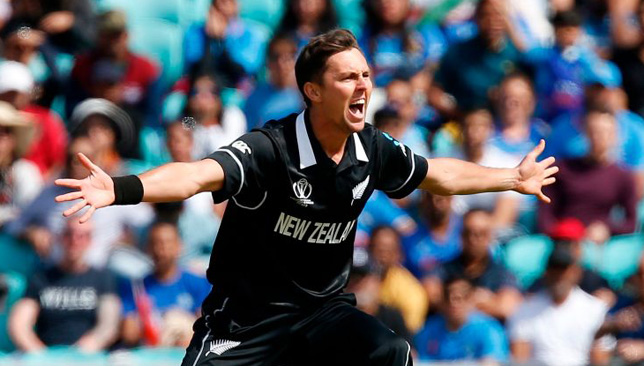 Trent Boult has tormented India in 2019.