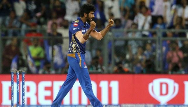 Bumrah. Image - IPL/Twitter.