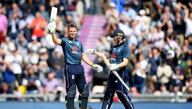 A sensational 50-ball ton from Jos Buttler at Southampton.