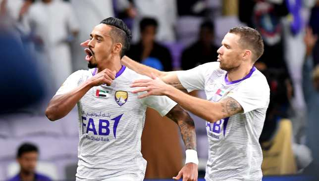 Caio and Marcus Berg both look likely to leave Al Ain this summer.