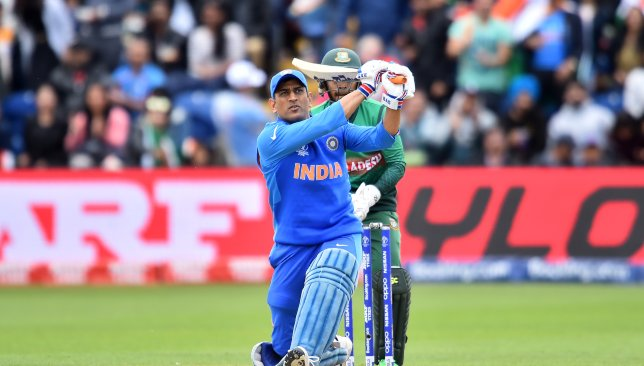 It was the Dhoni of old for India against Bangladesh
