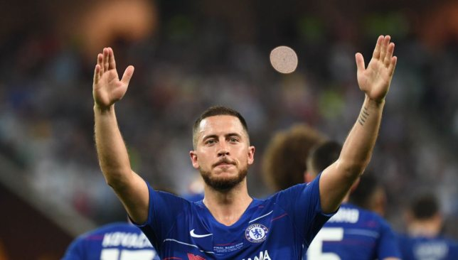 Eden Hazard agrees personal terms with Real Madrid