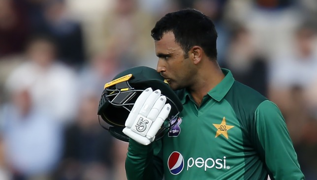 Fakhar is back in form at just the right time for Pakistan.
