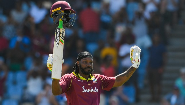 The Windies veteran will look to sign off on a high.