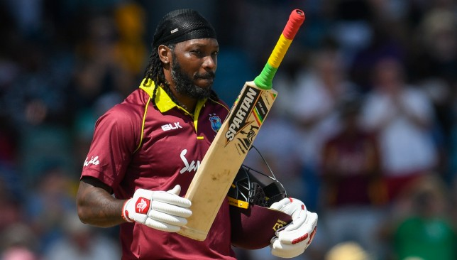 Gayle will want to bow out in style for the West Indies.