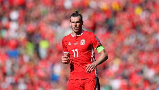 Bale will captain Wales against Azerbaijan.