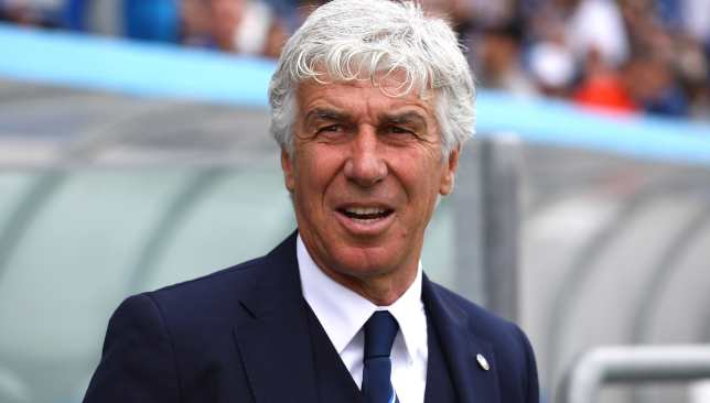 Gian Piero Gasperini has worked a miracle at Atalanta.