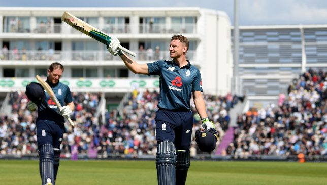 Buttler is the ace in the pack for England.
