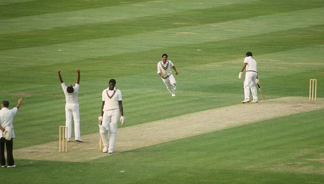 India stopped the mighty Windies in the 1983 final.