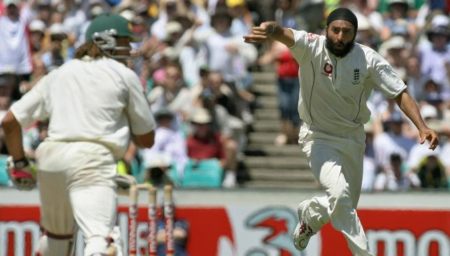 Panesar has picked 167 Test wickets for England.