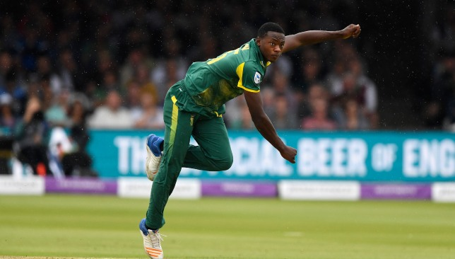 Rabada is already one of the very best bowlers in the world.