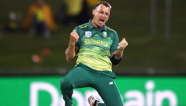 Steyn will want to make amends for South Africa's 2015 heartbreak.