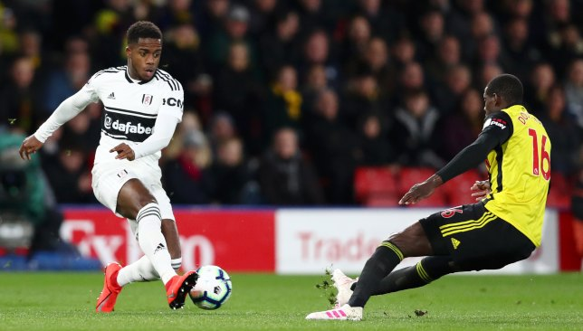 Tottenham emerge as favourites to land Sessegnon.
