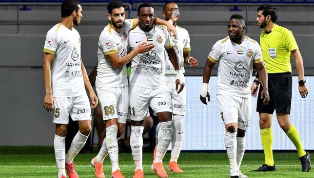 Shabab Al Ahli are in fine form.